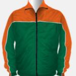 158-S. A. Green + Orange