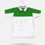 131 White + Parrot Green