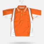 1 Orange + White