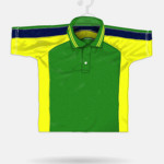 11 Parrot Green + Lemon Yellow + Navy Blue