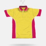 127  Lemon Yellow + Magenta