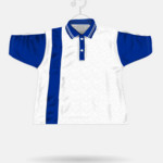 20 White + Royal Blue