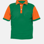 30 S. A. Green + Orange