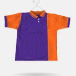 72 Violet + Orange